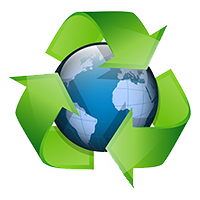 Recycling-Globe