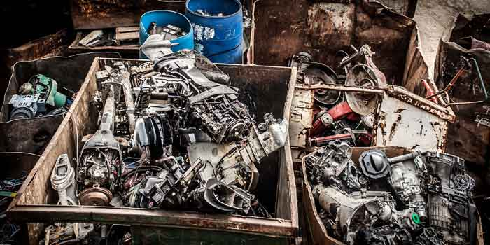 impact of recycling scrap metals Impact waste has one of the leading, and most transparent, metal recycling programs in the industry our team includes over 40 years of combined management experience.